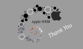 Apple - Human Resources