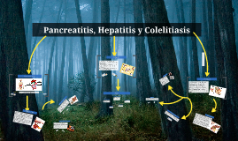 Pancreatitis, Hepatitis y Colelitiasis