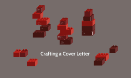 Crafting a Cover Letter