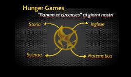 "Hunger Games, ""panem et circenses"" ai giorni nostri"