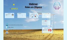 Webinar - Roles en DSpace