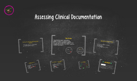 Assessing Clinical Documentation
