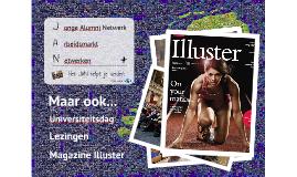 Universiteit Utrecht Jonge Alumni Netwerk | Prezify Portfolio