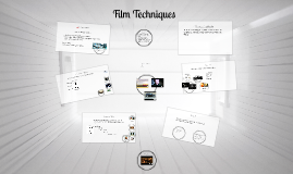 Copy of Film Techniques