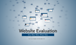Copy of Website Evaluation