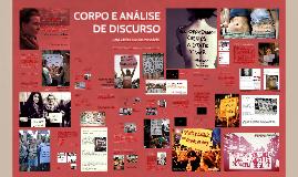 CORPO E ANÁLISE DE DISCURSO