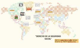 """""""DERECHO DE LA SEGURIDAD SOCIAL"""""""