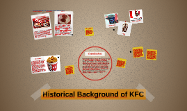 Historical Background of KFC