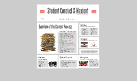 Copy of Student Conduct & Maxient