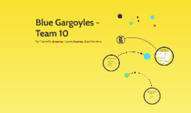 Copy of Blue Gargoyles