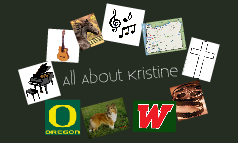All About Kristine