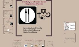 DiversEATy. La cultura del cibo tra integrazione e differenz
