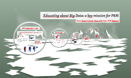 Presentation Vilnius Big Data eduction EBU Academy general assembly