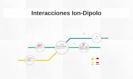 Interacciones Ion-Dipolo