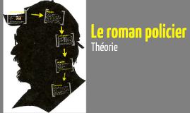 Copy of Le roman policier