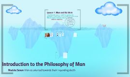 Introduction to the Philosophy of Man
