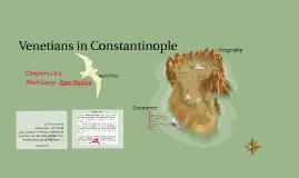 Venetians in Constantinople