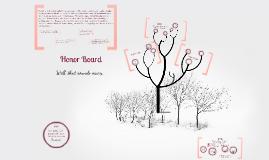 Honor Board - Spring 2014