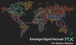 Estrategia Digital Nacional