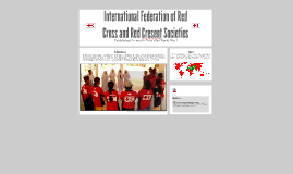 International Federation of Red Cross and Red Cresent Societ