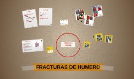 FRACTURAS DE HUMERO