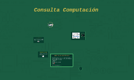Consulta Computación