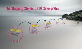 Lesson 3: Scholarship