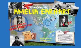 Copy of Amelia Earhart