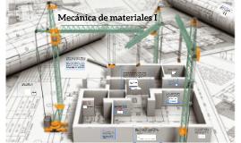 INTRODUCCION A LA MECANICA DE MATERIALES