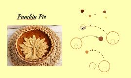Pumking Pie