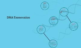 DNA Exoneration