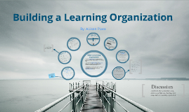 Copy of Building a Learning Organization