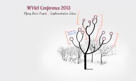 MYSA Conference 2013
