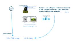 Bomen en Boren