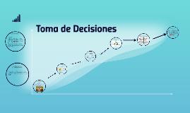 Competencia Toma de Decisiones