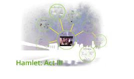 Hamlet: Act III