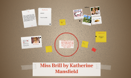 miss brill by katherine mansfield time with view