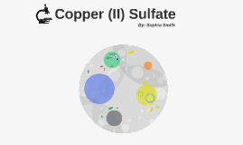 Copper (II) Sulfate
