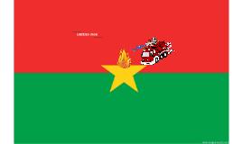 Fire Brigade in Burkina Faso