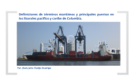 Copy of Puertos Maritimos