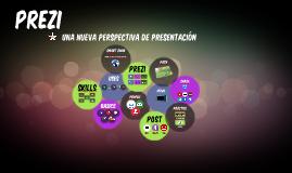 Prezi: una nueva perspectiva de presentación 2.0