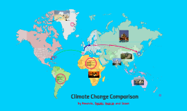 Climate Change Comparison