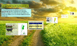 Copy of La ganadería en la Argentina