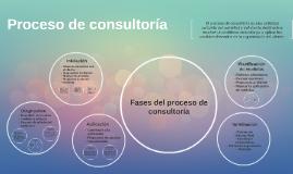 Proceso de consultoria organizacional