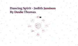 Copy of Dancing Spirit - Judith Jamison