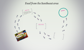 Food from the Southeast area