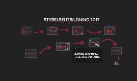 Copy of Styrelseutbildning 2017