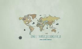 TEMA 17: TRANSICIÓ I DEMOCRÀCIA