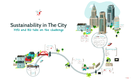 Sustainability in The City