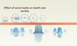 Effect of social media on health and society